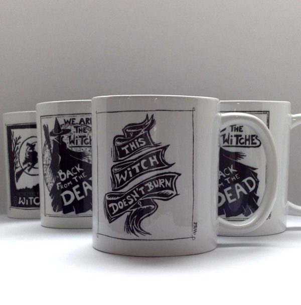 Witches Mug Collection