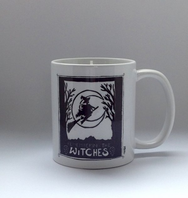 Remembering the witches Mug
