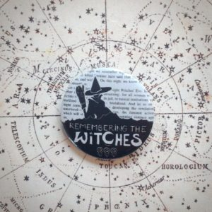 Remembering the witches badge