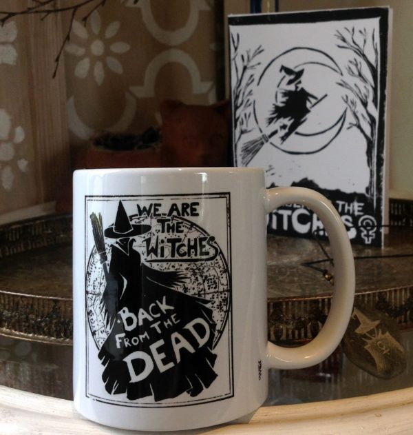 We are the witches Mug